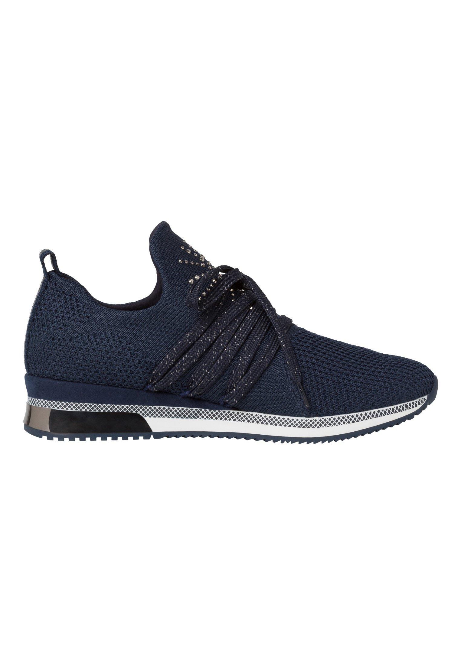 Marco Tozzi Sneaker - Sneakers Laag Navy Comb Goedkope Schoenen