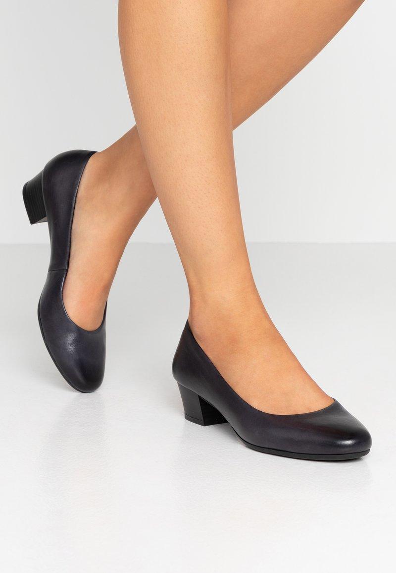 Marco Tozzi - Classic heels - navy antic