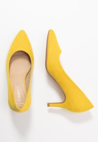 Marco Tozzi - COURT SHOE - Pumps - yellow - 3