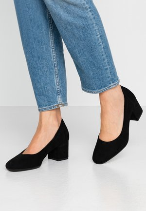 COURT SHOE - Klassieke pumps - black