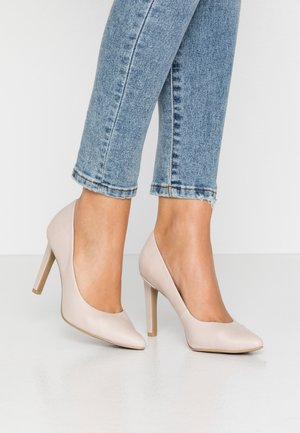 COURT SHOE - High heels - rose