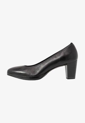WOMS COURT SHOE - Klassieke pumps - black