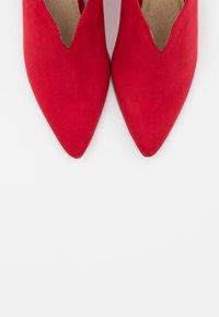Marco Tozzi - Classic heels - red - 5
