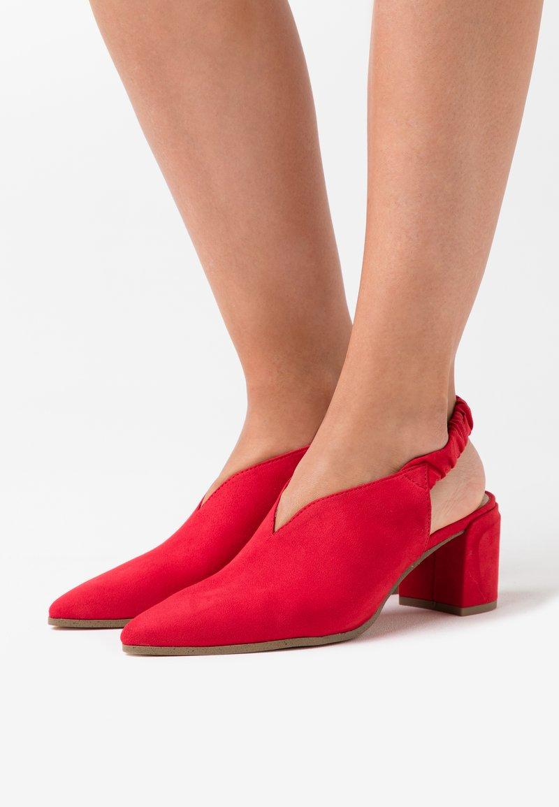 Marco Tozzi - Classic heels - red