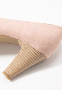 Marco Tozzi - Classic heels - rose - 2