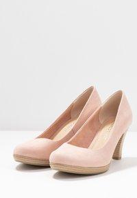 Marco Tozzi - Classic heels - rose - 4