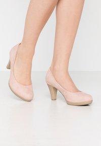 Marco Tozzi - Classic heels - rose - 0