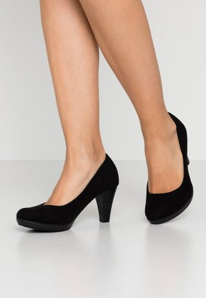 Klassiske pumps - black