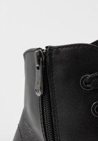 Marco Tozzi - Boots à talons - black antic - 2