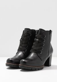 Marco Tozzi - Boots à talons - black antic - 4