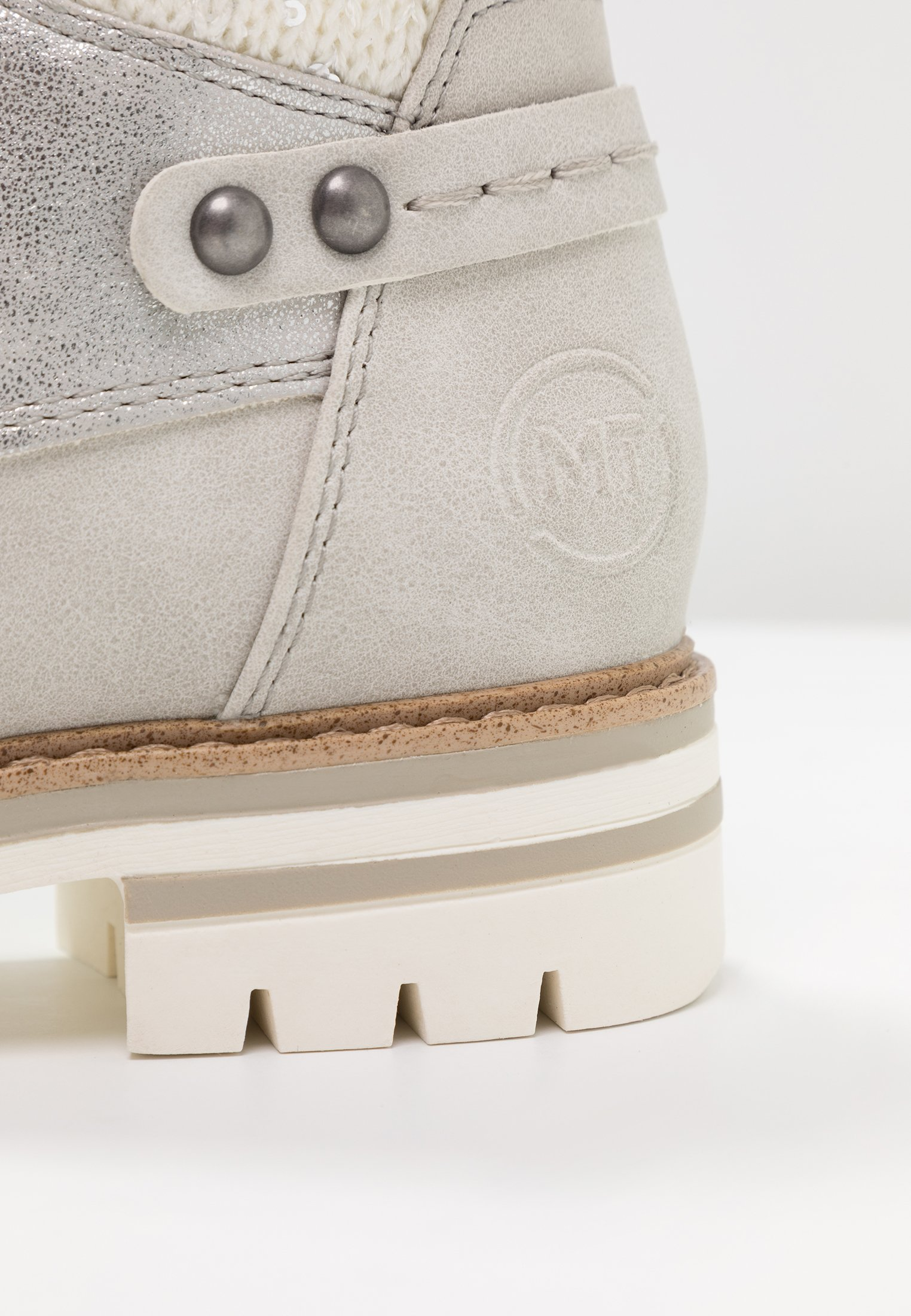 Marco Tozzi GRANDE - Boots à talons ice