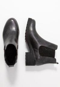 Marco Tozzi - Kotníková obuv - pewter antic - 3