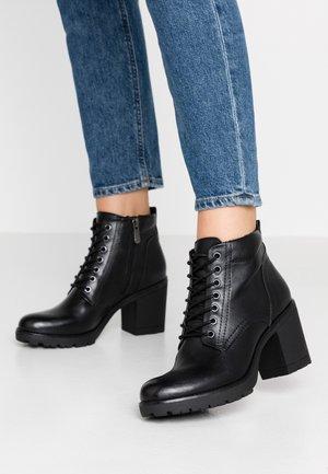 Kotníková obuv - black antic