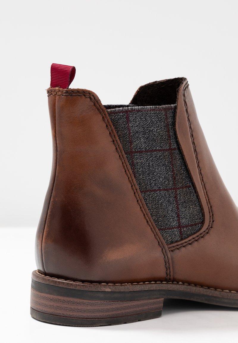 Chestnut À Talons Boots Marco Tozzi fg6vbyI7Y