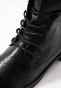 Marco Tozzi - Lace-up ankle boots - black antic - 2
