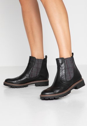 Bottines - black antic
