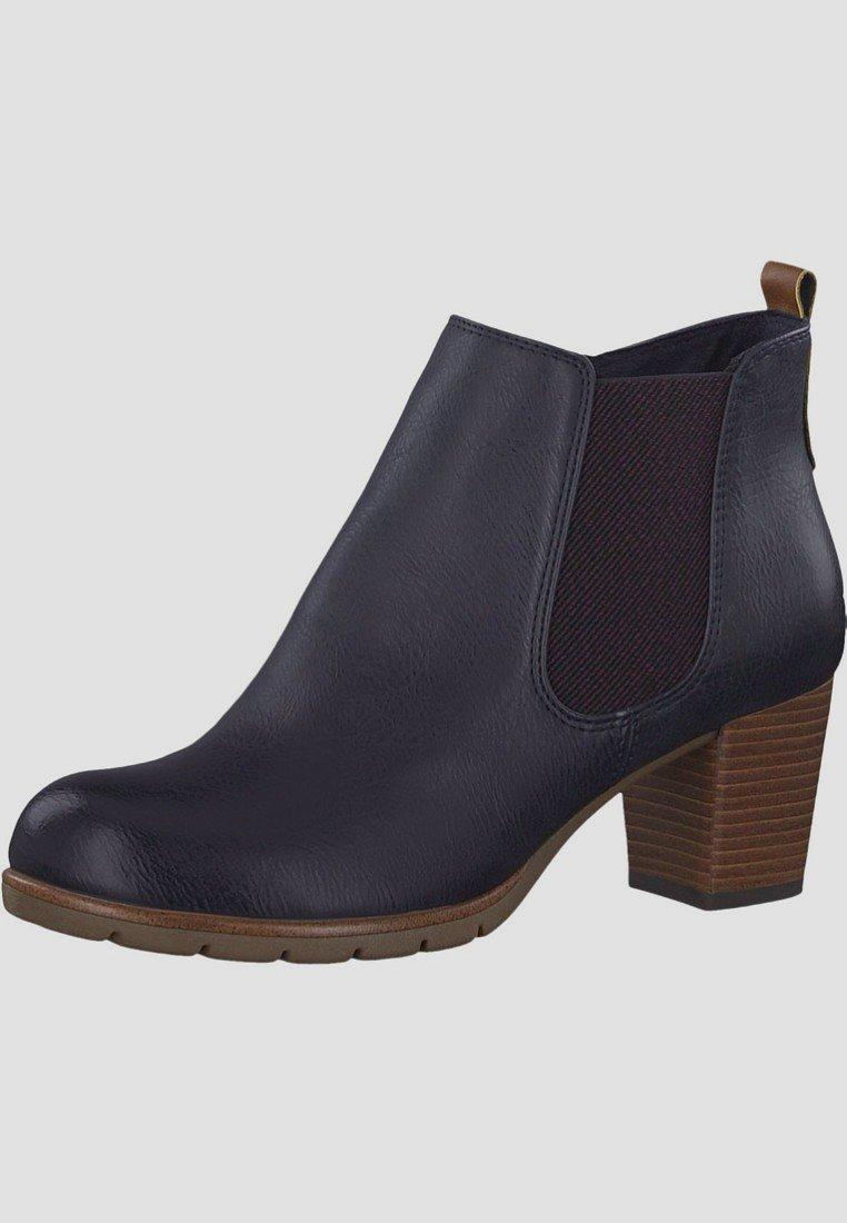Boots À Tozzi Marco TalonsBlue gY76byf