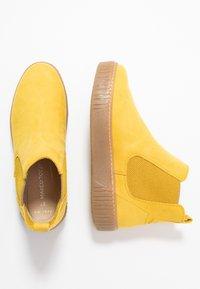 Marco Tozzi - Kotníková obuv - yellow - 3