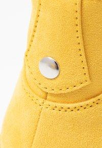 Marco Tozzi - Kotníková obuv - yellow - 2