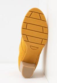 Marco Tozzi - Ankle Boot - saffron - 6