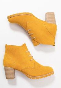 Marco Tozzi - Ankle Boot - saffron - 3