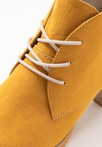 Marco Tozzi - Ankle Boot - saffron - 2