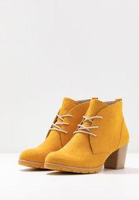 Marco Tozzi - Ankle Boot - saffron - 4