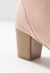 Marco Tozzi - Boots à talons - rose - 2