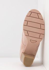 Marco Tozzi - Boots à talons - rose - 6