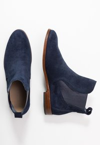 Marco Tozzi - Ankle boot - navy - 3