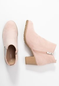 Marco Tozzi - Ankle boots - rose - 3