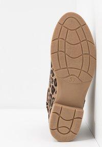 Marco Tozzi - Šněrovací kotníkové boty - desert/multicolor - 6