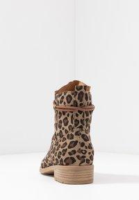 Marco Tozzi - Šněrovací kotníkové boty - desert/multicolor - 5