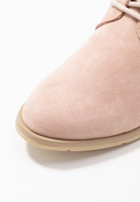 Marco Tozzi - Lace-up ankle boots - rose - 2