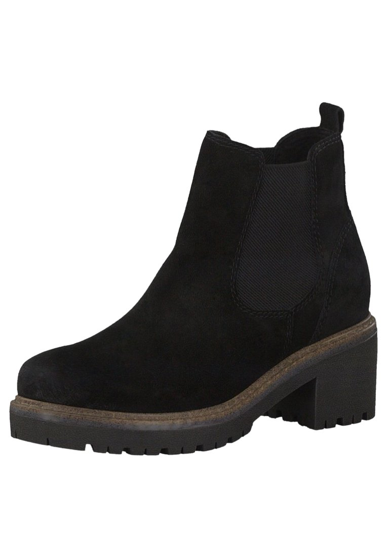 Marco Tozzi Bottines black comb