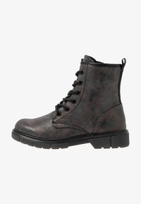Marco Tozzi - BOOTS - Lace-up ankle boots - copper - 1