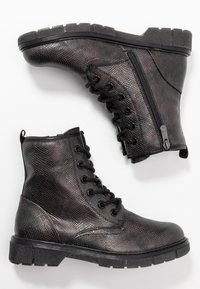 Marco Tozzi - BOOTS - Lace-up ankle boots - copper - 3