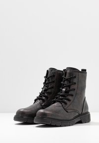 Marco Tozzi - BOOTS - Lace-up ankle boots - copper - 4