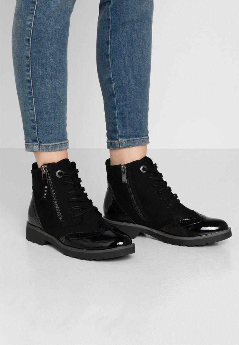 Marco Tozzi - BOOTS - Ankle Boot - black