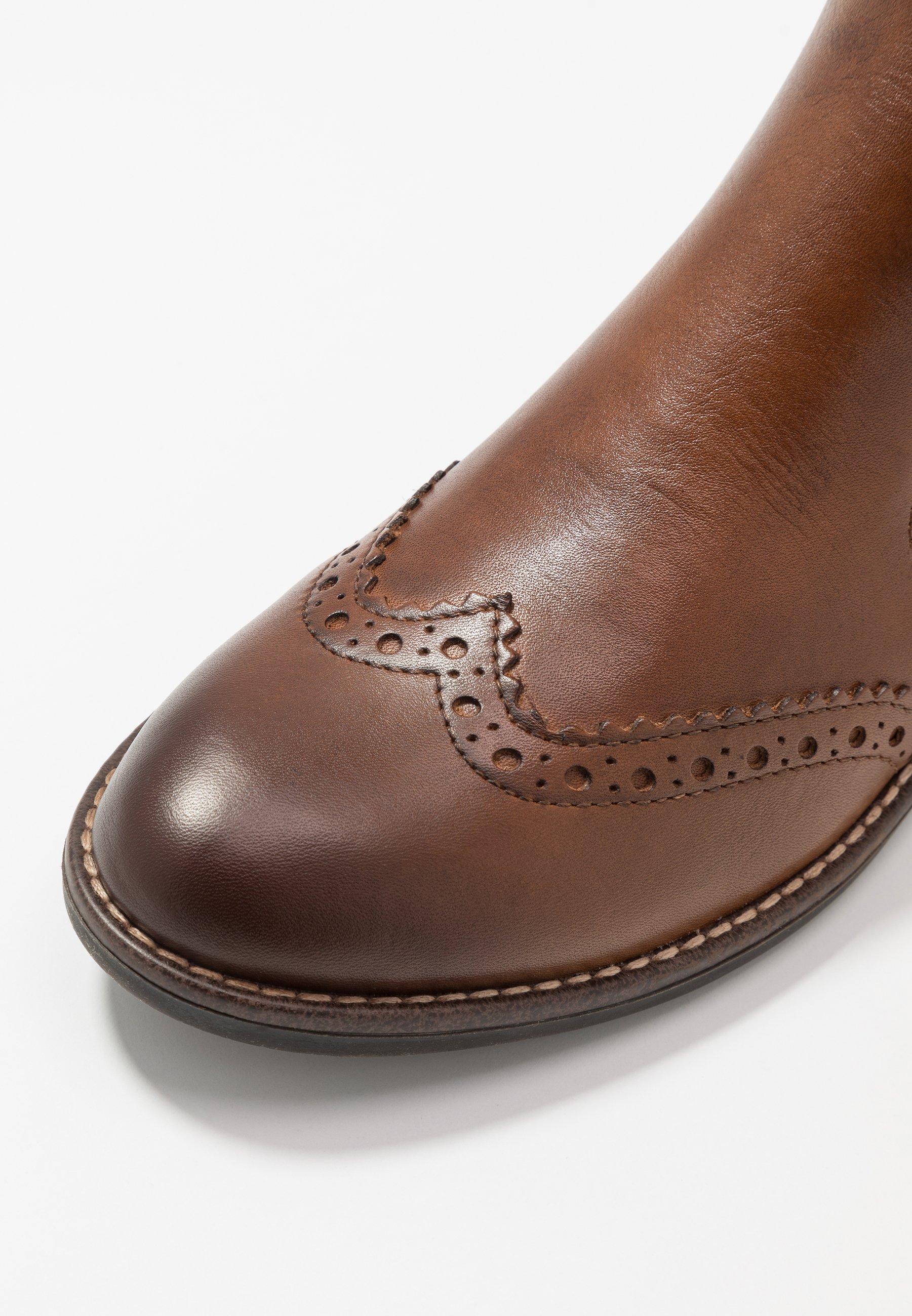 Marco Tozzi Boots à talons muscat antic ZALANDO.FR