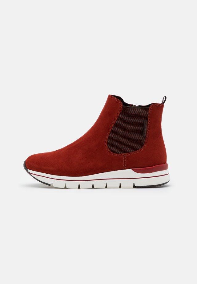 BOOTS - Ankelboots - brick