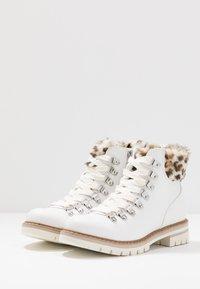 Marco Tozzi - Stivali da neve  - white - 4