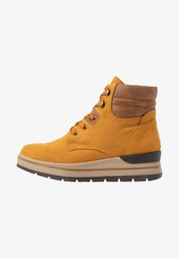 Marco Tozzi - Ankle boots - mustard - 1