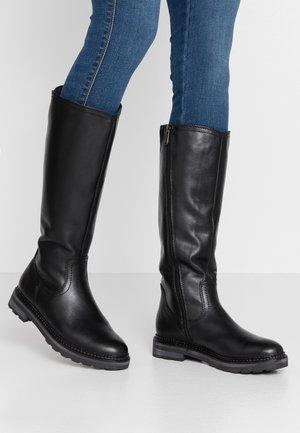 BOOTS - Støvler - black antic