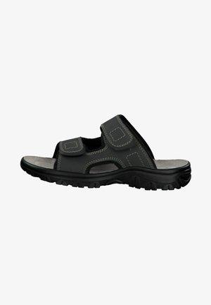 Domácí obuv - grey comb