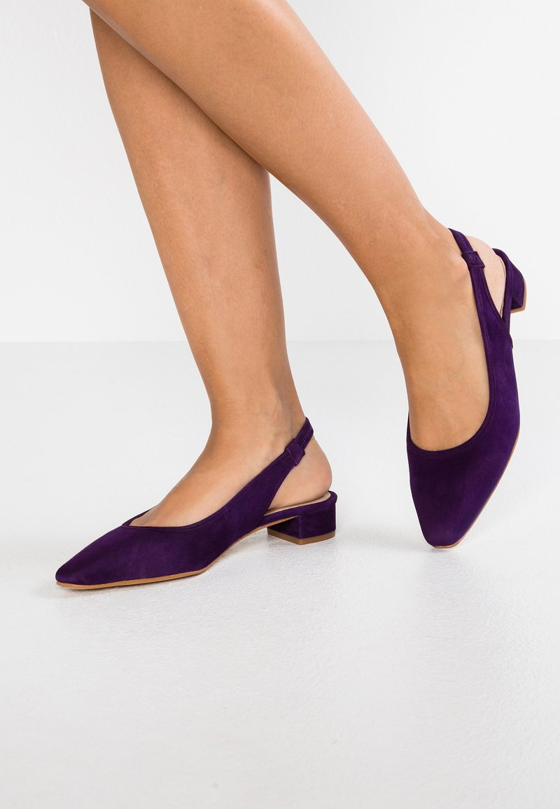 mint&berry - Classic heels - purple