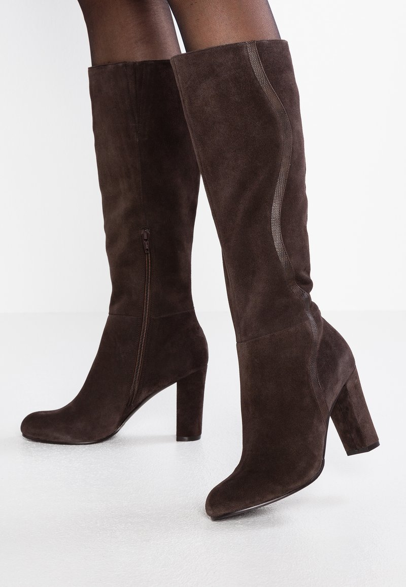 mint&berry - High heeled boots - brown