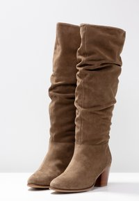 mint&berry - Boots - taupe - 4