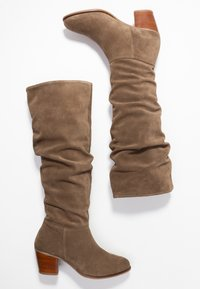 mint&berry - Boots - taupe - 3