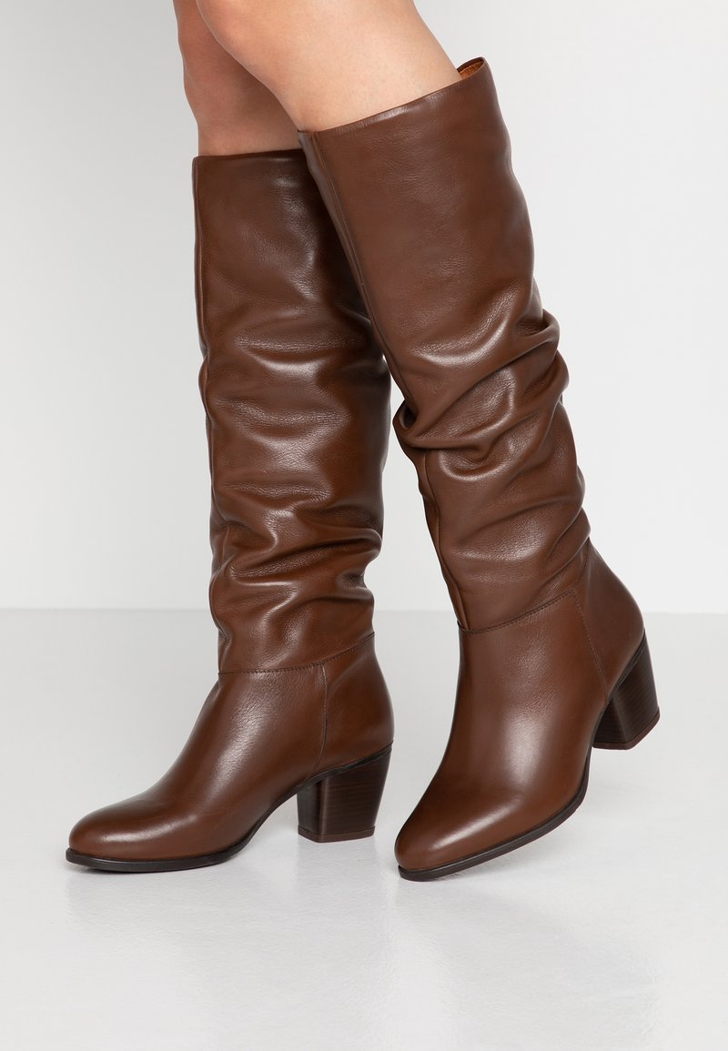 mint&berry - Stiefel - brown
